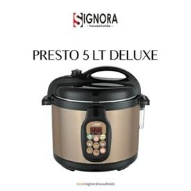 Jual Panci Presto Listrik SIGNORA 5Lt Deluxe
