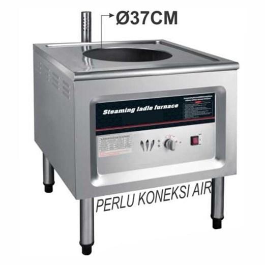 Jual Mesin Kukus Economic Gas Steamer GETRA F001
