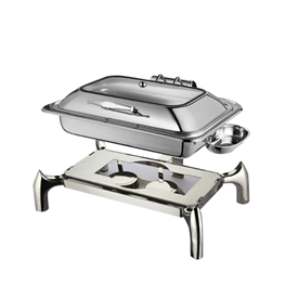 Jual Pemanas Makanan Hydraulic Chafing Dish GETRA F1016-L