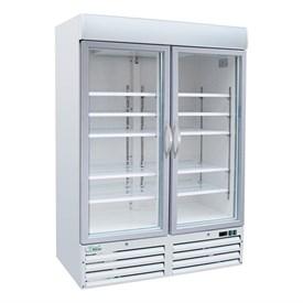 Jual Kulkas Refrigeration Upright Glass Door Freezer Mastercool D 930