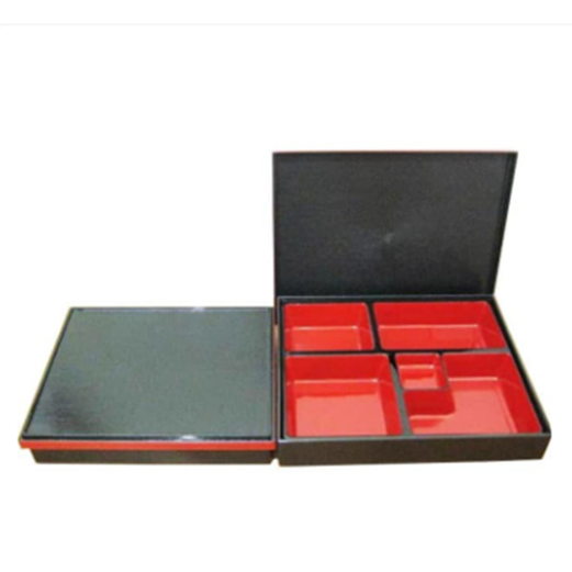 BENTO BOX PLUS COVER ONYX PGB94C 12PCS