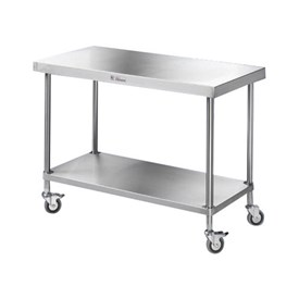 Jual Meja Dorong Stainless SIMPLY STAINLESS 2400x600x900