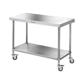Jual Meja Dorong Stainless SIMPLY STAINLESS 2400x700x900