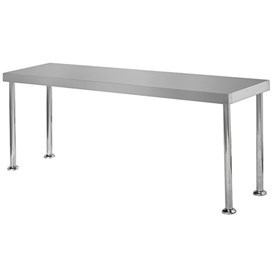 Jual Bench Overshelf SIMPLY STAINLESS 1800x300x450