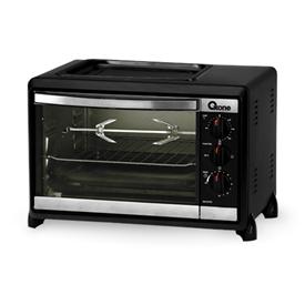 Jual Oven Pemanggang 4in1 OX 858BR 18Liter