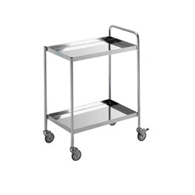 Jual SIMPLY STAINLESS - 2 Tier Trolley (800 x 500 x 900)