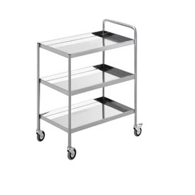 Jual SIMPLY STAINLESS - 3 Tier Trolley (800 x 500 x 900)