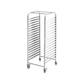 Jual SIMPLY STAINLESS - Bakery Trolley (520 x 650 x 1800 mm to suit tray size 18 x 26 (inches))