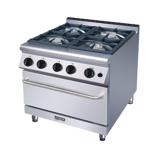 Jual Mesin Gas Plus Oven MODENA GR-7740-GO