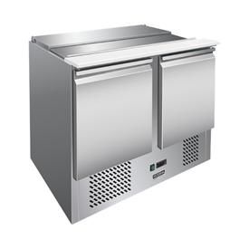 Jual Peti Pendingin Freezer Saladette MODENA SR-2200