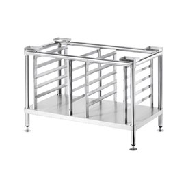 Jual Combi Stands SIMPLY STAINLESS 715x765x845
