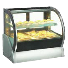 Cake Showcase Warmer CROWN TSH-120