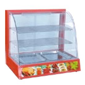 Jual Cake Showcase Warmer CROWN SC-2P