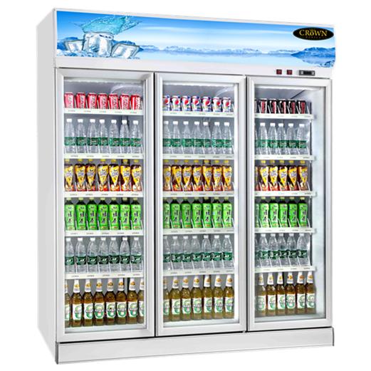 Showcase Cooler Polytron