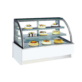 Jual Cake Showcase Curved CROWN HORECA CAD-150