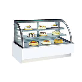 Jual Cake Showcase Curved CROWN HORECA CAD-180