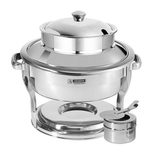 Jual Pemanas Makanan Sup ZEBRA Set 4 Ltr Classic