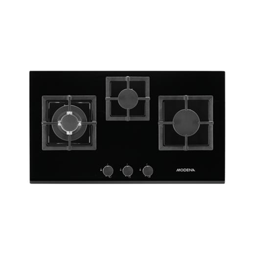 Jual kompor tanam modena bh 2734 murah harga spesifikasi for Kitchen set kompor tanam