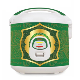 Jual Rice Cooker Magic Com COSMOS CRJ 3255 - Edisi Lebaran