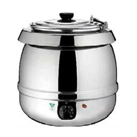 Jual Pemanas Makanan Soup Kettle CROWN HORECA 6000B