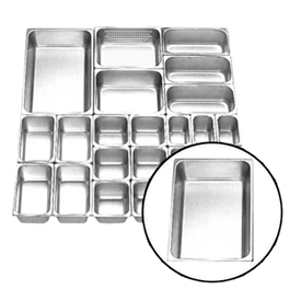 Jual Food Pan Stainless Steel GETRA FP 1/1-4