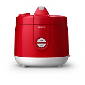 Jual Rice Cooker PHILIPS HD3127 Merah