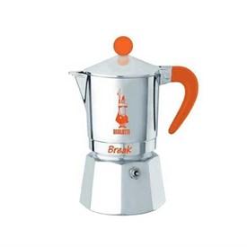 Jual Mesin Kopi BIALETTI Orange 3 cup