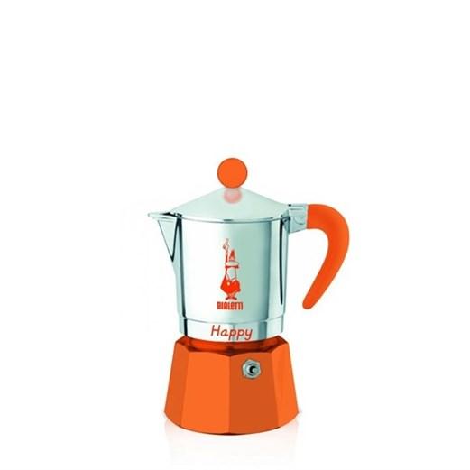 Jual Mesin Kopi BIALETTI Happy Arancione 1 Cup
