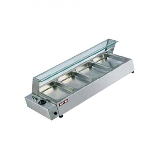 Jual Bain Marie Counter Top MASEMA MSW EBC4