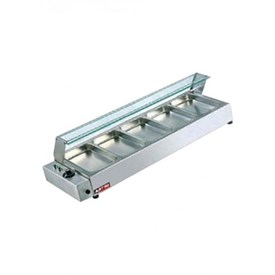 Jual Bain Marie Counter Top MASEMA MSW EBC5