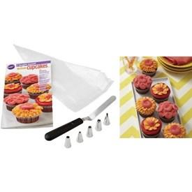 Jual Alat Dekorasi Cup Cake WILTON Set