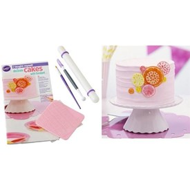 Jual Alat Dekorasi Kue with Fondant WILTON Set
