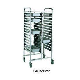 Jual Trolley Food Pan GETRA GNR 15 x 2