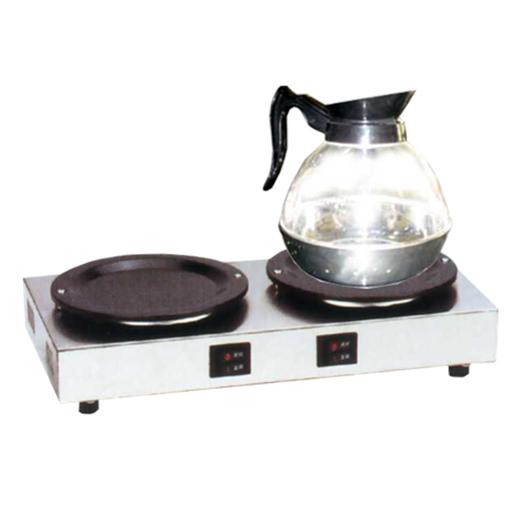 Jual Mesin Penyaji dan Penghangat Kopi dan Teh GETRA CM 0521 With 2 Decanter