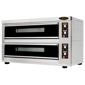 Jual Oven Pemanggang Gas Standard CROWN W-40AZ - 2 Deck