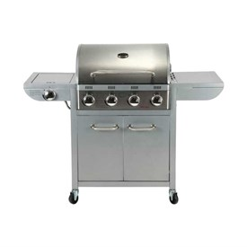 Jual Gas Barbeque with Side Burner GETRA FH 12068 3