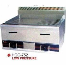 Jual Gas Half Grooved Griddle GETRA HGG 752