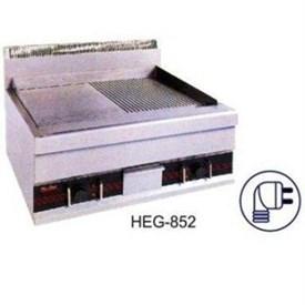 Jual Electric Half Grooved Griddle GETRA HEG 852