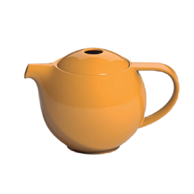 Jual TEAPOT LOVERAMICS PROTEA YELLOW 600 ML