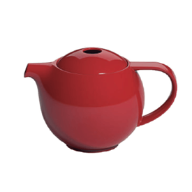 Jual TEAPOT LOVERAMICS PROTEA RED 600 ML