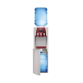 Jual Dispenser Sanken HWD-Z89 Duo Gallon - White Red