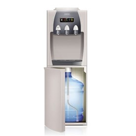 Jual Dispenser SANKEN HWD-Z87 Duo Gallon Duo Gallon White Silver