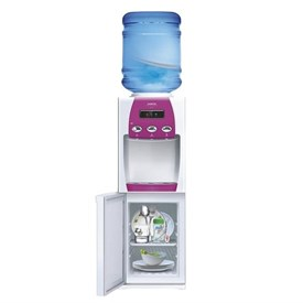 Jual Dispenser SANKEN HWD-787 Top Loading Water Dispenser - Pink