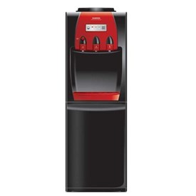 Jual Dispenser SANKEN HWD-773SH Standing Water Dispenser - Black Red