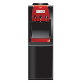 Jual Dispenser Sanken HWD-999SH Water Dispenser-Black Red