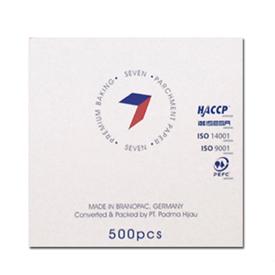 Jual Baking Paper SEVEN 500PCS (White) BBW41B30