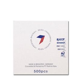 Jual Kertas Panggang SEVEN BAKING PAPER 500PCS BBW41-B24
