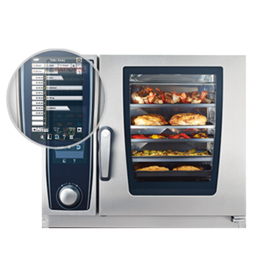 jual oven pemanggang elektrik rational self cooking center. Black Bedroom Furniture Sets. Home Design Ideas