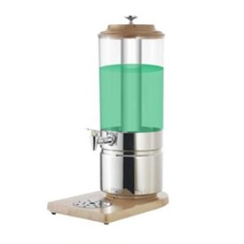 Jual Juice Dispenser Beech Wood GEA AT90315