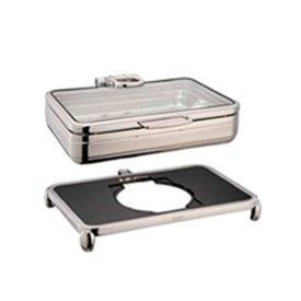 Jual Pemanas Makanan Chafing Dish ELLANE CHEFFER EY-041